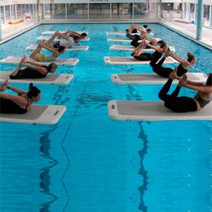 aqua-fitness-aquatic-inflatable-mats-group