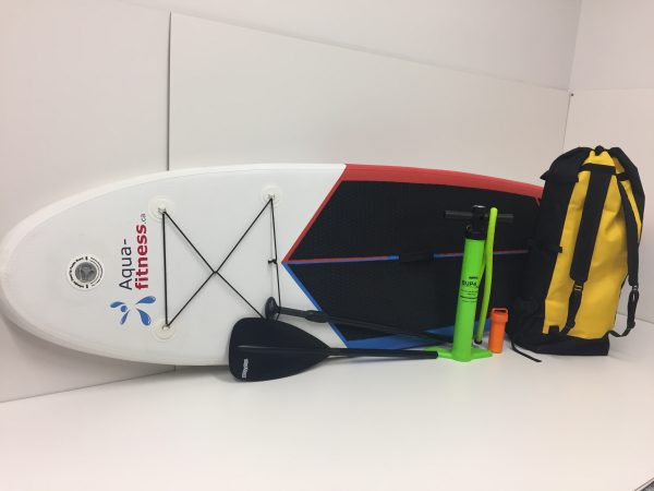 inflatable stand up paddle kit