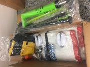 box paddle surf kit bag pump